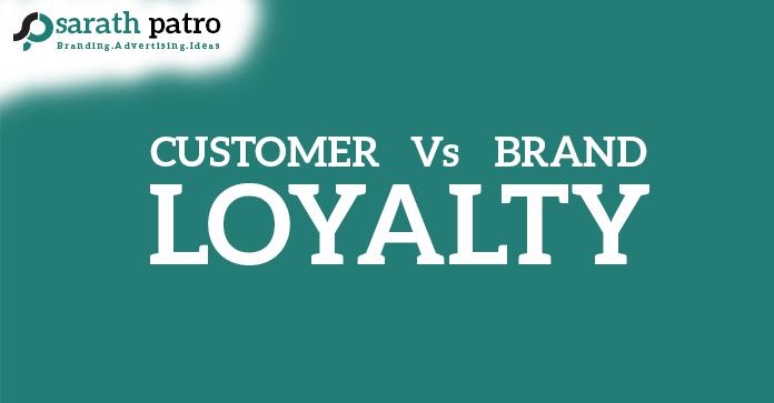 Customer Loyalty vs. Brand Loyalty