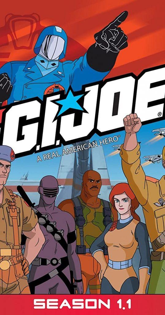 G.I Joe comic book