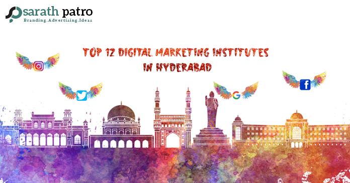 Top 12 Digital Marketing Institutes in Hyderabad